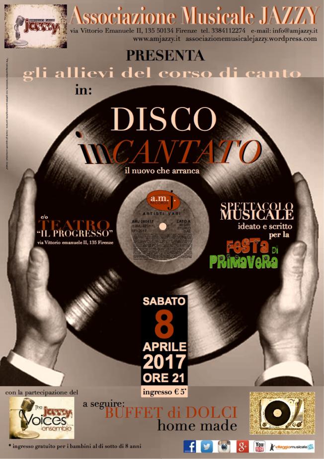 disco incantato
