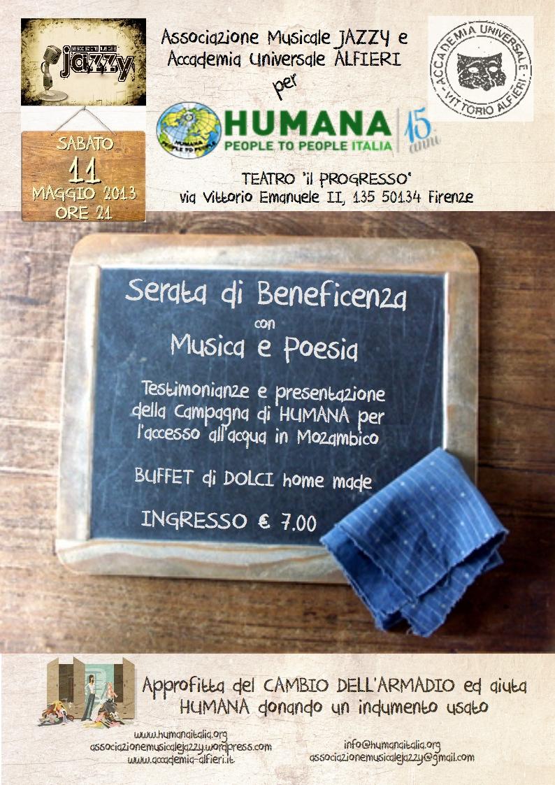 "SERATA per ""HUMANA"""