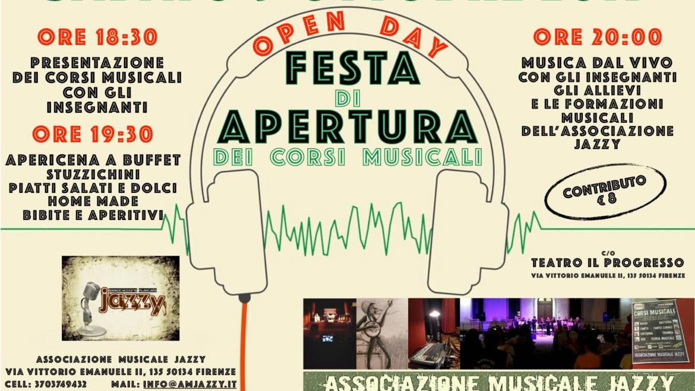 Festa di Apertura 2019/2020 – Open Day